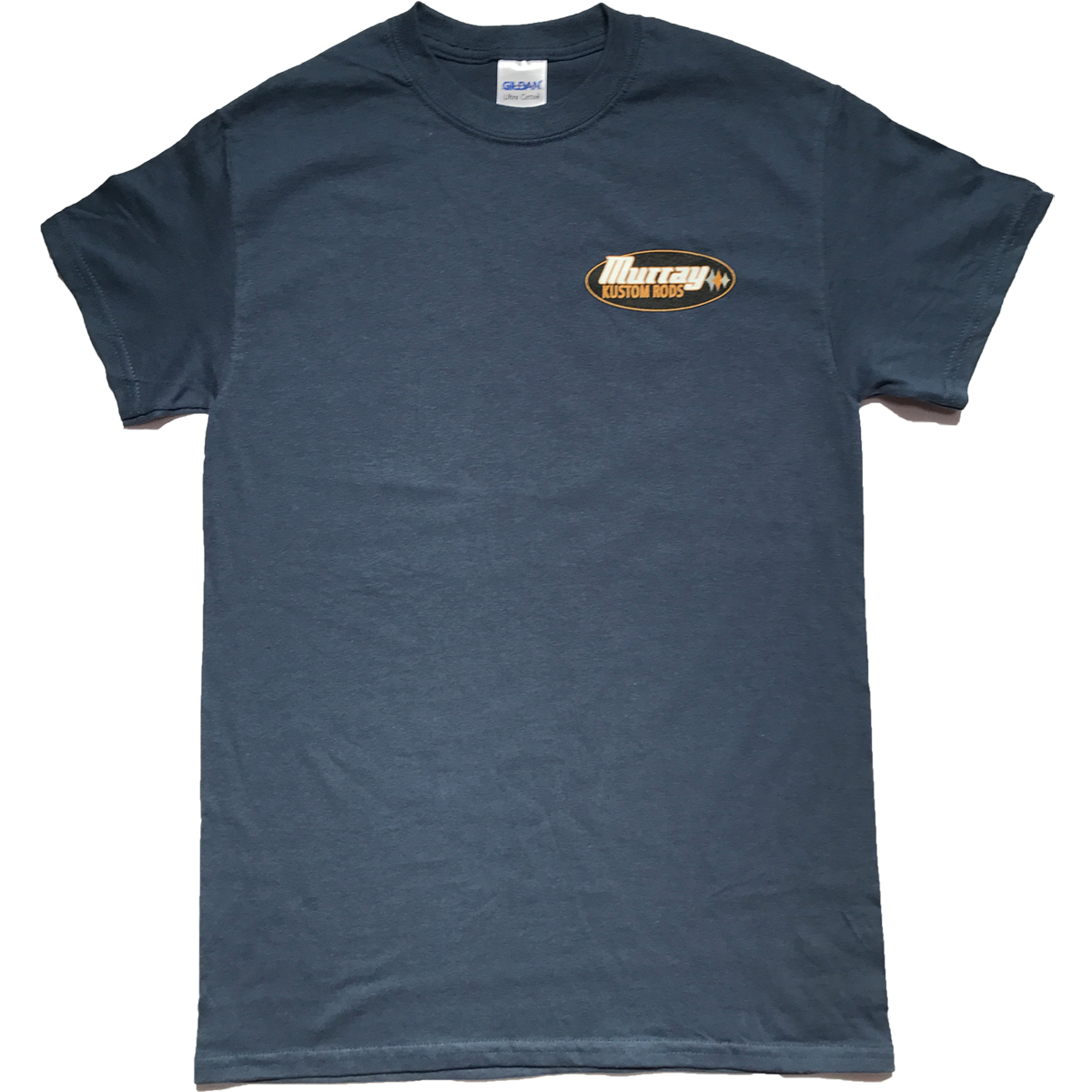 Faded Navy T-Shirt - Front